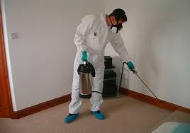 Pest control services company